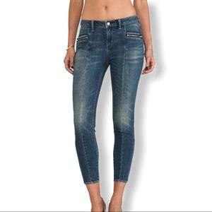 Paper Denim & Cloth Devine 2 Year Zip Ankle Crop